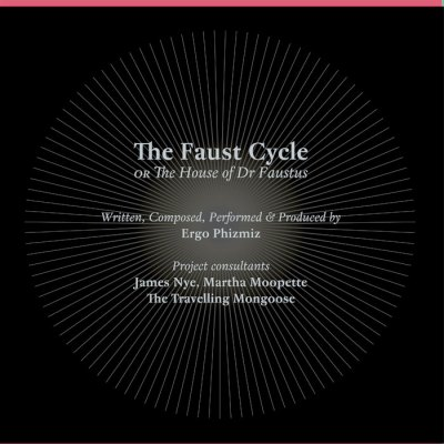 The Faust Cycle back cover