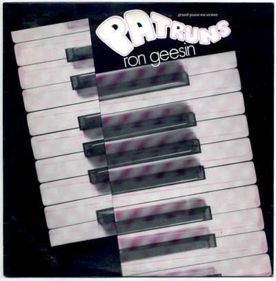 'Patruns' LP front