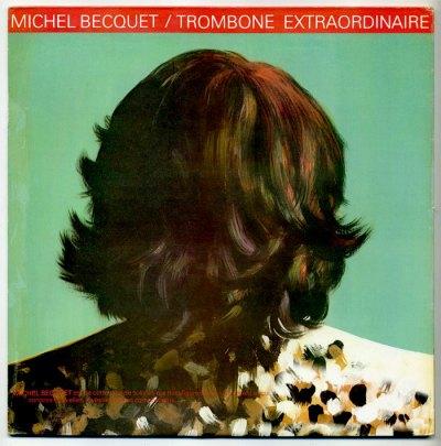 Trombone Extraordinaire LP back