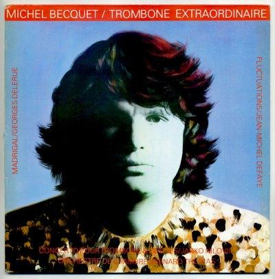 Trombone Extraordinaire LP front