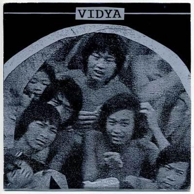 Vidya LP front cover