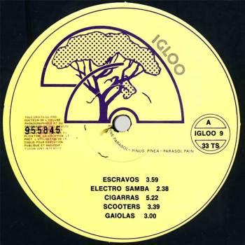John Van Rymenant 'Memory Stop' LP side A