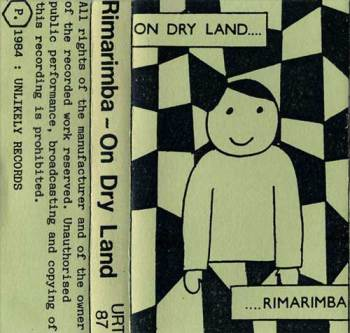 Rimarimba's On Dry Land cassette cover
