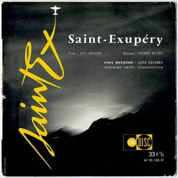 Saint Exupéry front cover