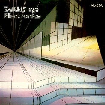 Zeitklänge Electronics LP front cover