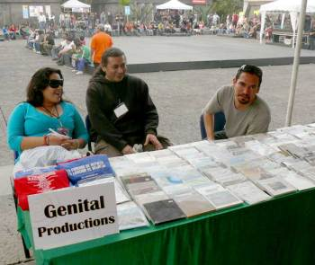 The Genital Production team