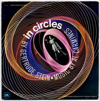 In Circles LP front cover