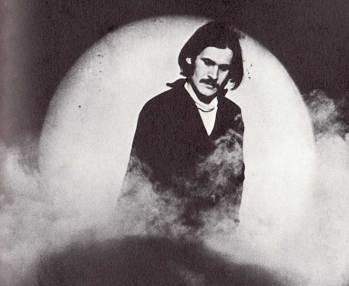 Keith Sonnier, 1972 (photo: Gianfranco Gorgoni)