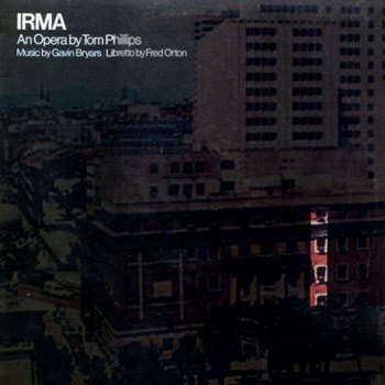 IRMA LP front cover