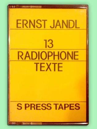 13 Radiophone Texte cassette