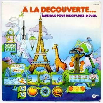 'A La Découverte...' LP cover
