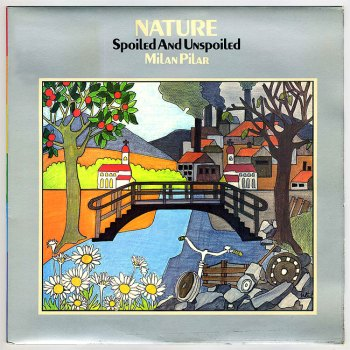 'Nature - Spoiled and Unspoiled' LP front cover