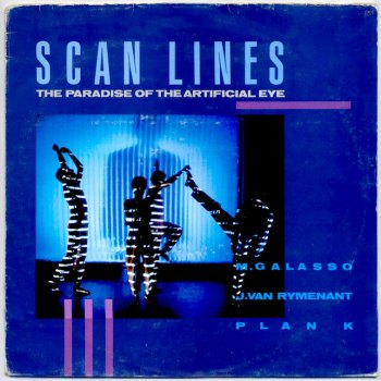 Scan Lines LP front