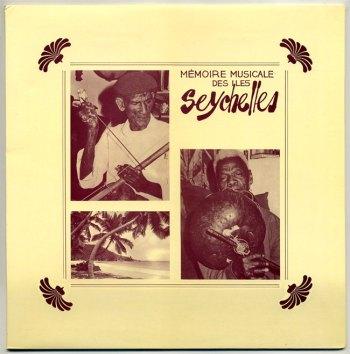 Mémoire Musicale des Iles Seychelles LP front