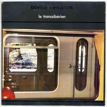 Le Transsibérien LP front cover