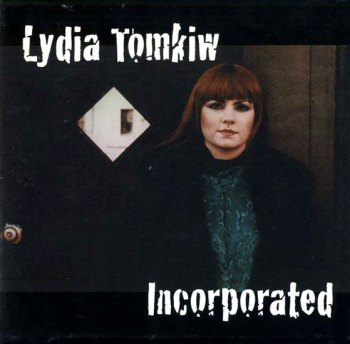 Lydia Tomkiw 'Incorporated' CD cover