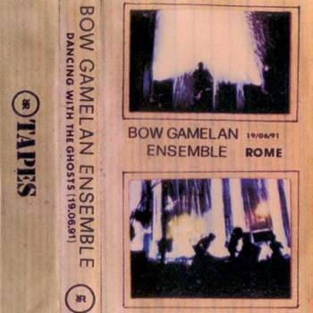 Dancing With The Ghosts cassette cover