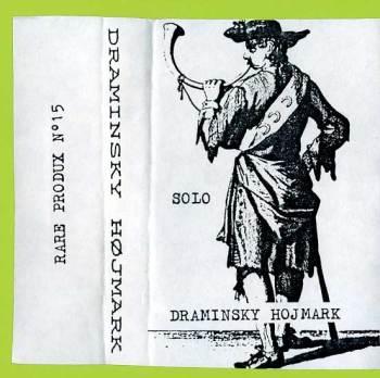 Jakob Draminsky Højmark 'Solo' k7 cover