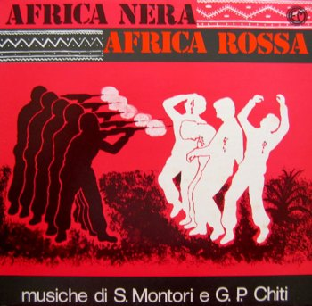 Africa Nera Africa Rossa LP front cover