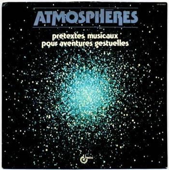 Atmosphères LP front cover