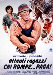 Attenti Ragazzi... chi rompe paga, 1975