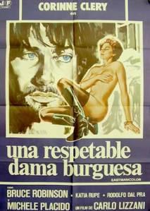 Una Respetable Dama Burguesa, 1977