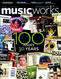 Musicworks issue #100, 2008