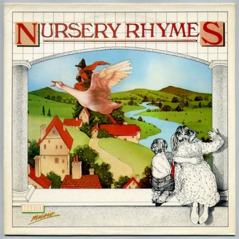 Nursery Rhymes LP front cover