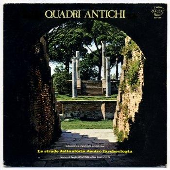 Quadri Antichi LP front cover