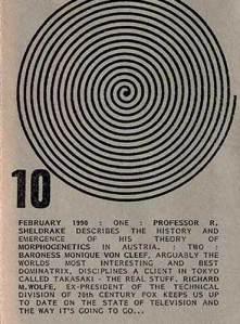 Spiral #10 - February 1990