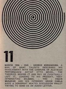 Spiral #11 - March 1990
