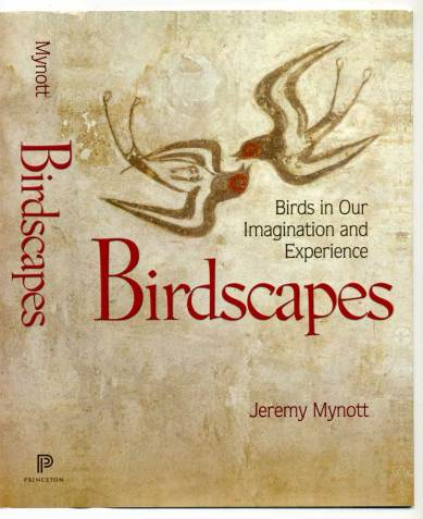 Jeremy Mynott: Birdscapes book cover