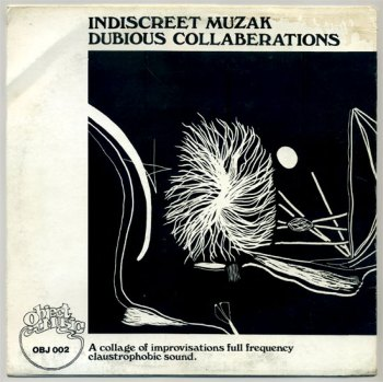 Indiscreet Music LP back cover