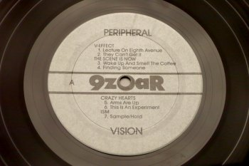 Peripheral Vision LP side A