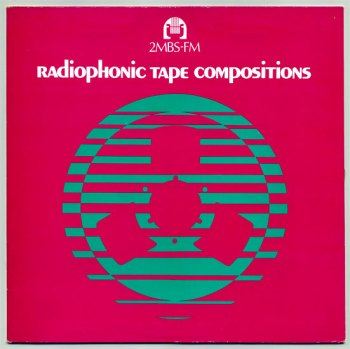 Radiophonic Tape Compositions LP front cover