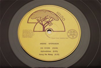 André Stordeur '18 Days' LP side B