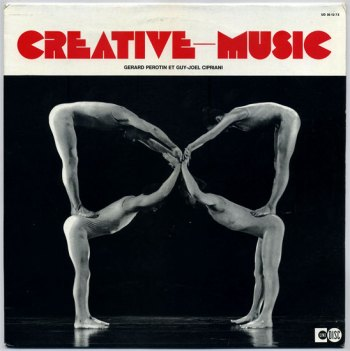 Creative Music LP front
