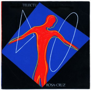 Telectu - Rosa Cruz LP front cover
