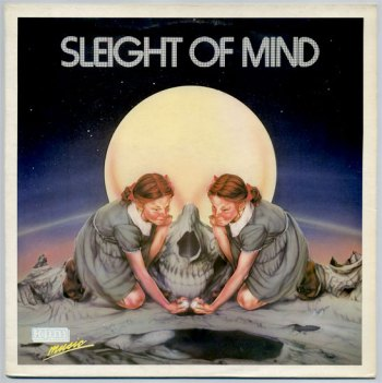 Sleight of Mind LP front cover
