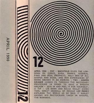 Spiral #12 - April 1990