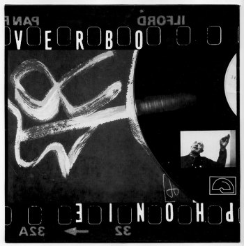 Arthur Pétronio - Verbophonie LP back cover