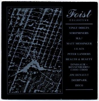 Collective Foist LP front cover