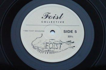 Collective Foist LP side A
