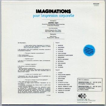 Imaginations pour l'Expression Corporelle LP back