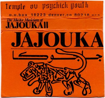 The Master Musicians of Jajouka II - live in the USA