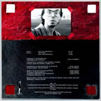 Stat Live Moniteur LP back cover