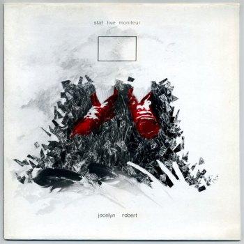 Stat Live Moniteur LP front cover