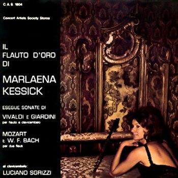 Marlaena Kessick Vivaldi e Gardini LP