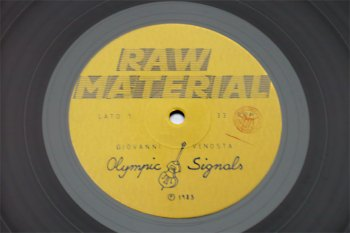 Olympic Signals LP side 1