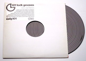 101 Lock Grooves LP